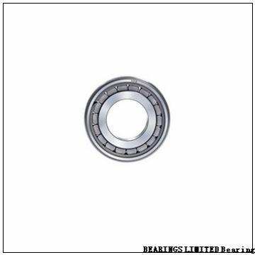BEARINGS LIMITED SSR12-ZZ  Ball Bearings